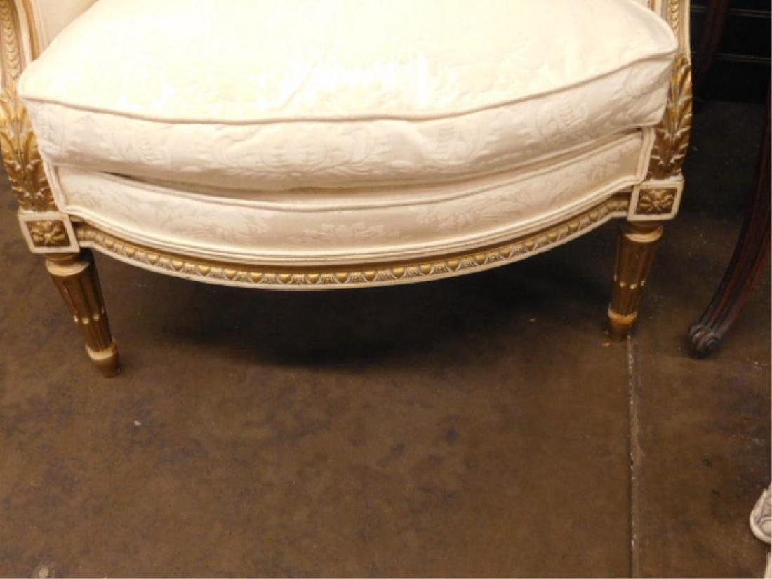 Louis XVI Style Club Chair