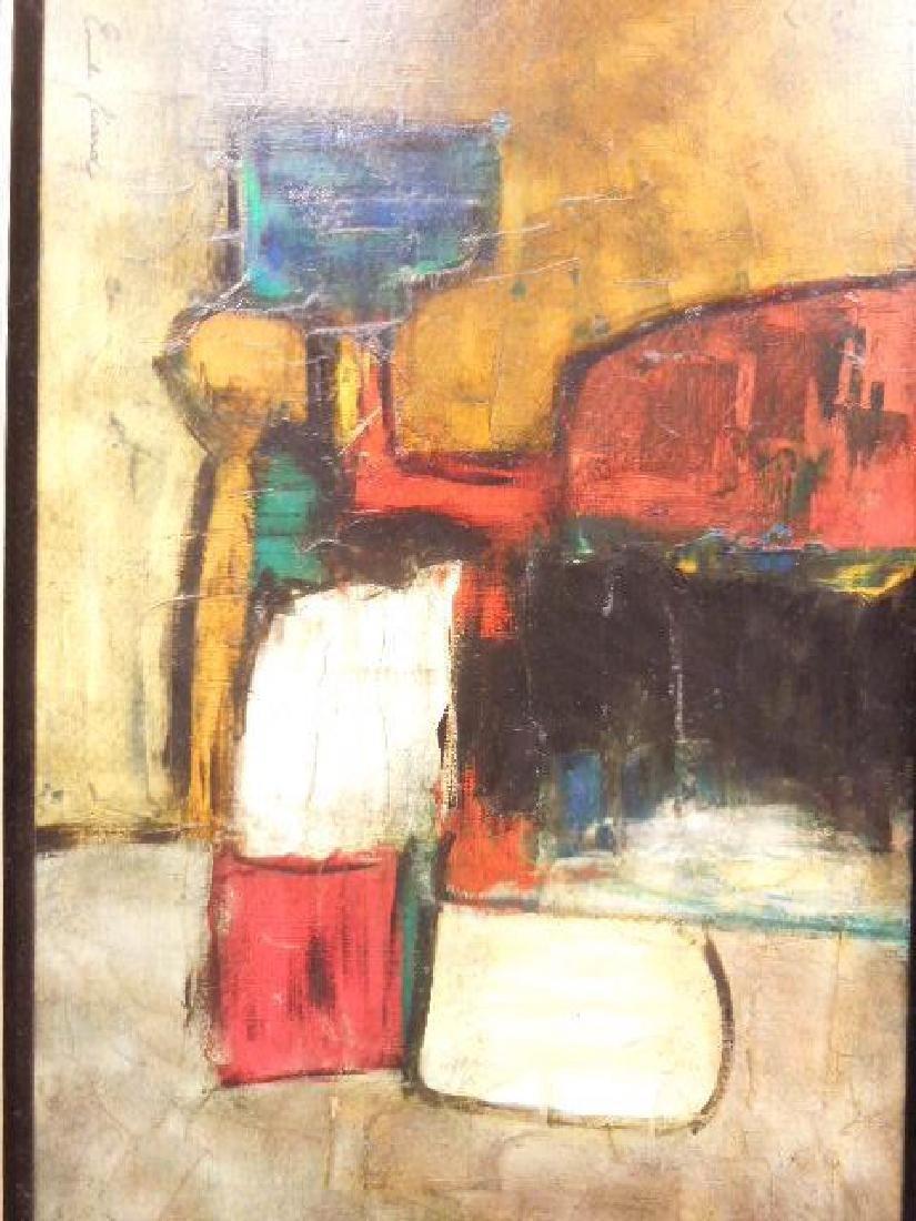 Emila Leiard O/C, Abstract Still Life - 2