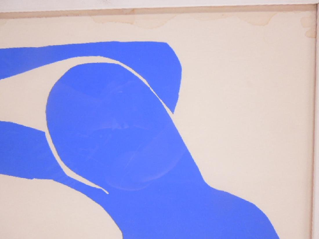 "H. Matisse, Litho, ""Nu Bleu"" - 4"