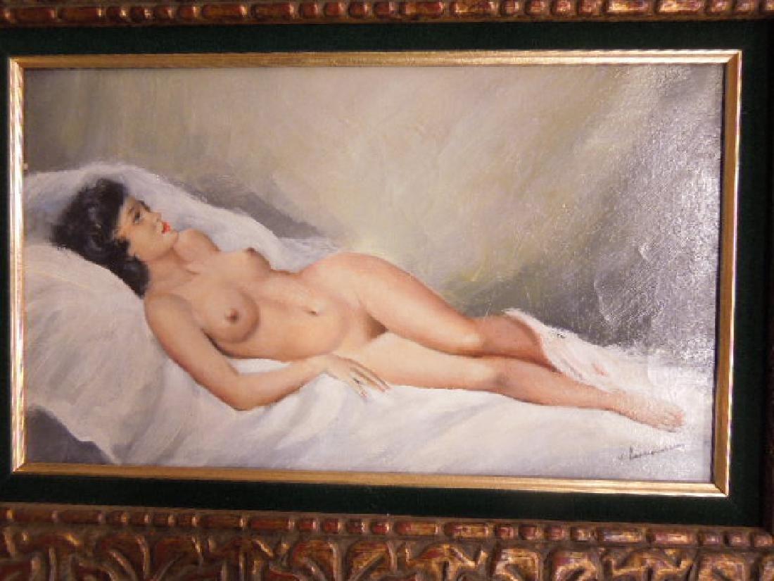 Female Nude o/c - 2