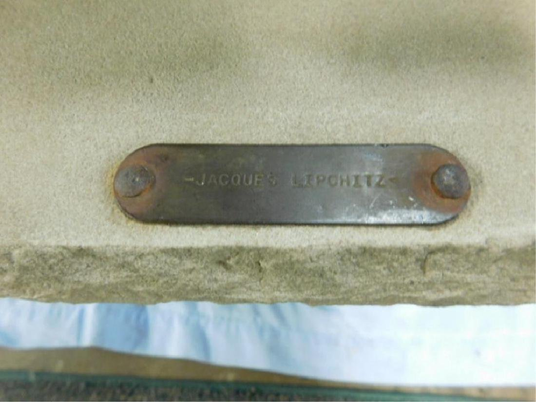 Jacques Lipchitz, bronze, Abstract Menorah - 3