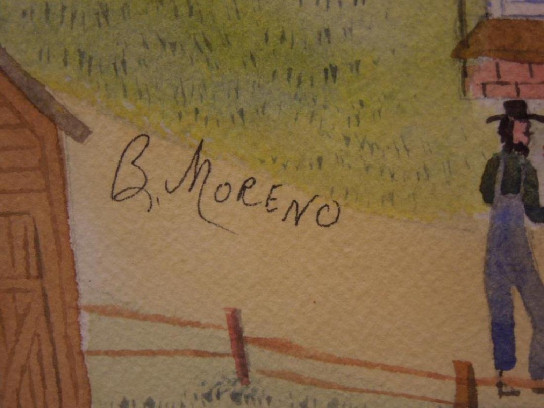 B. Moreno Watercolor - 4
