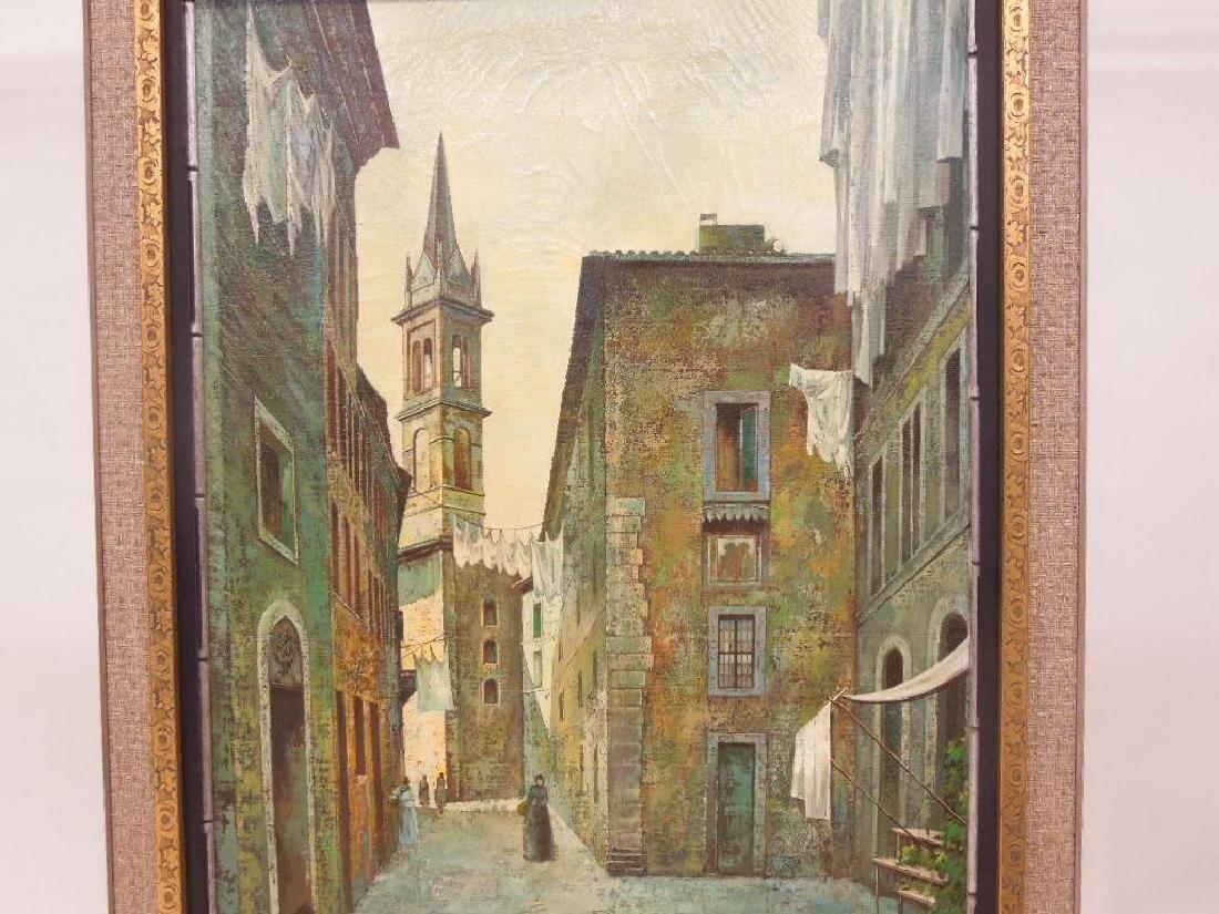Raymond Call Oil Painting - 2