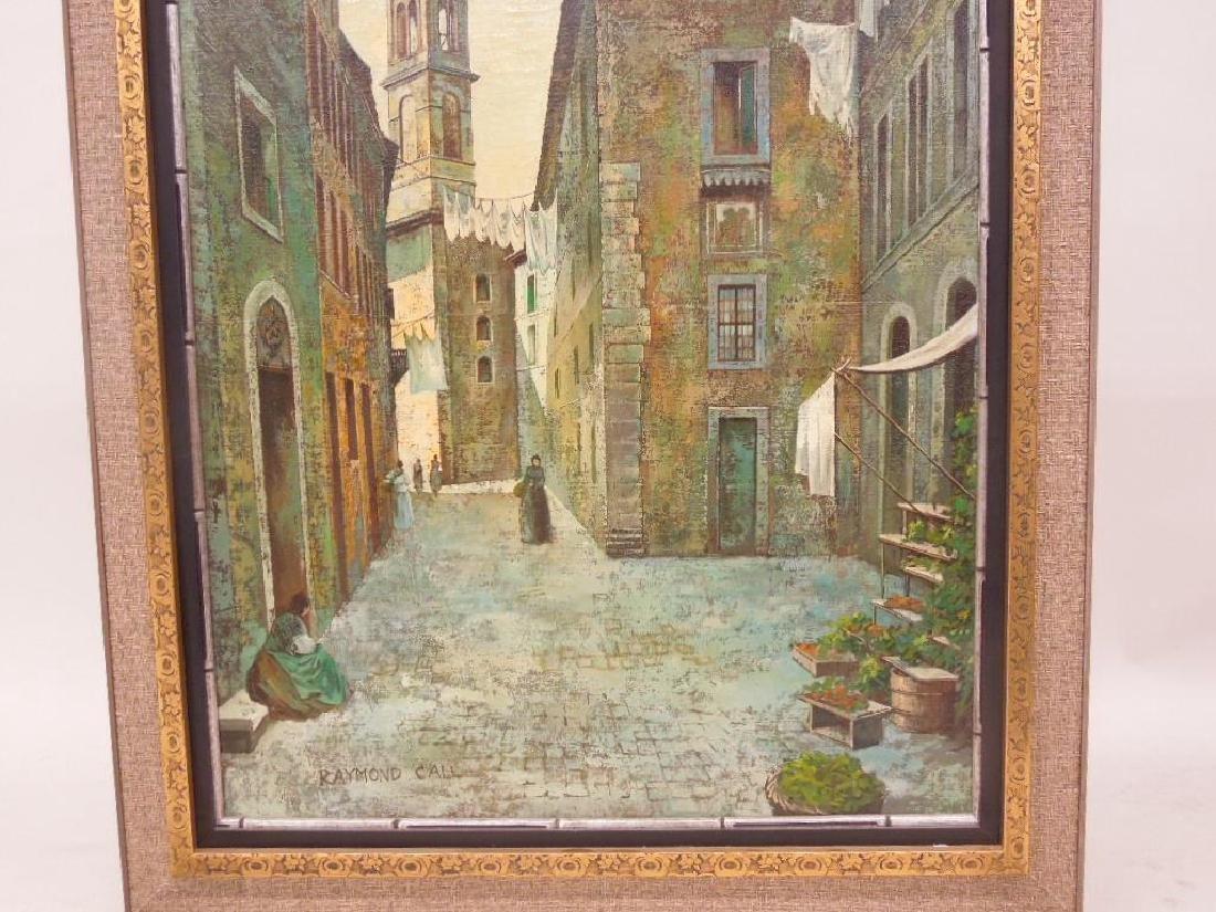 Raymond Call Oil Painting - 3