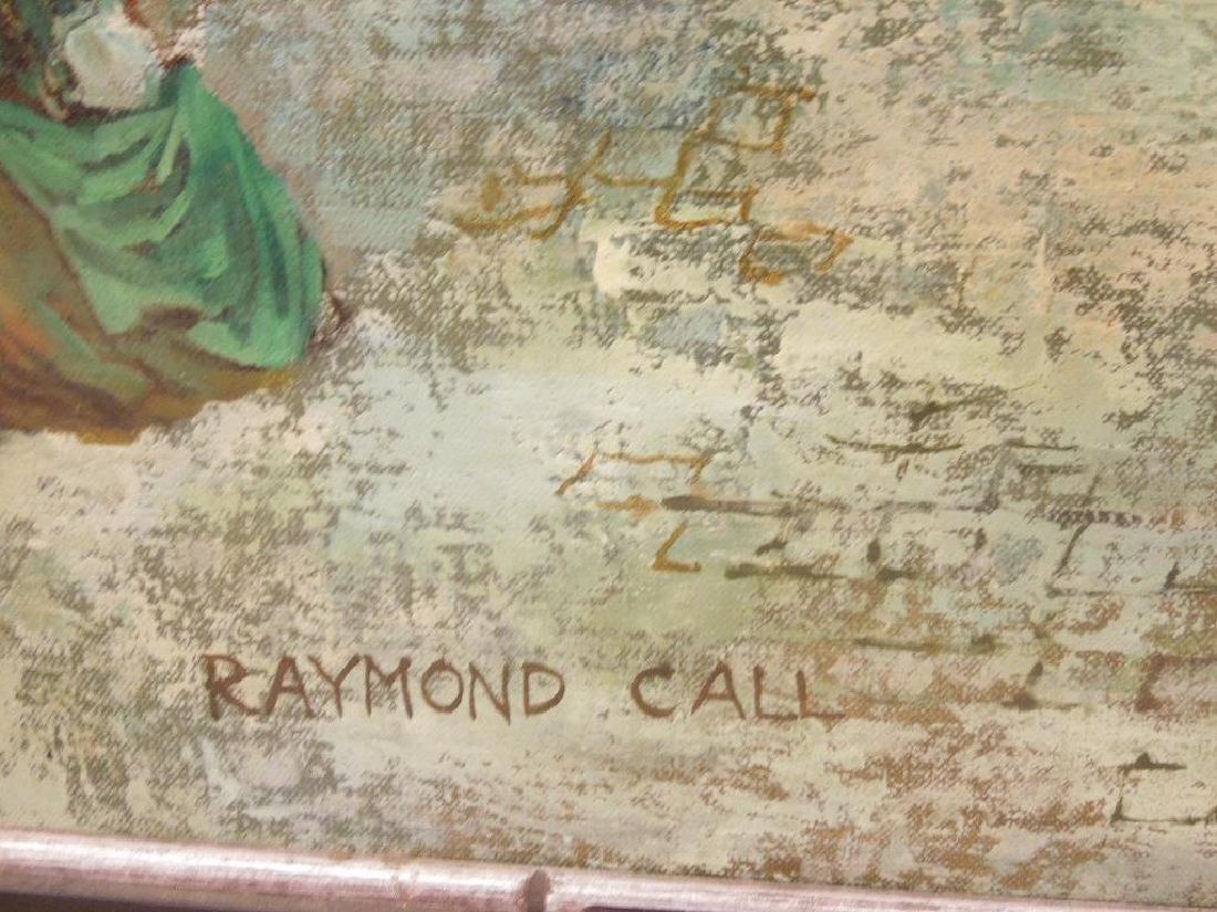 Raymond Call Oil Painting - 4