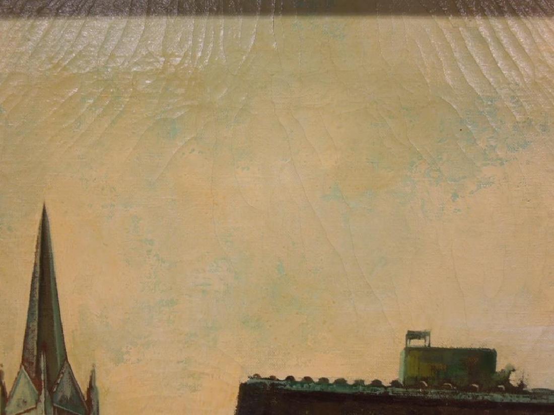 Raymond Call Oil Painting - 5