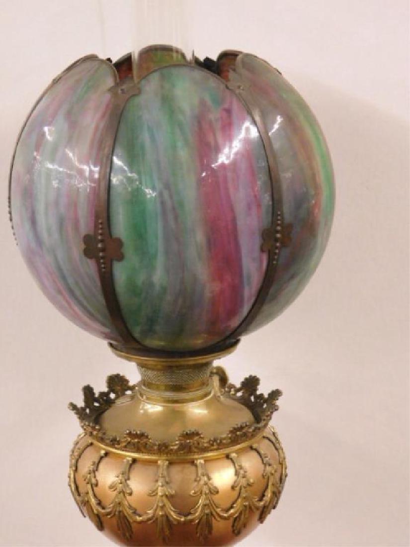 Victorian Banquet Fluid Lamp - 2