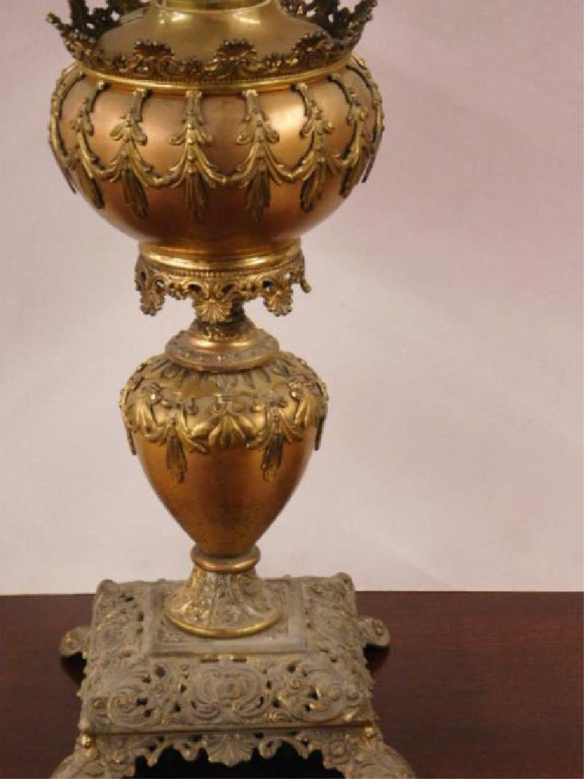 Victorian Banquet Fluid Lamp - 3