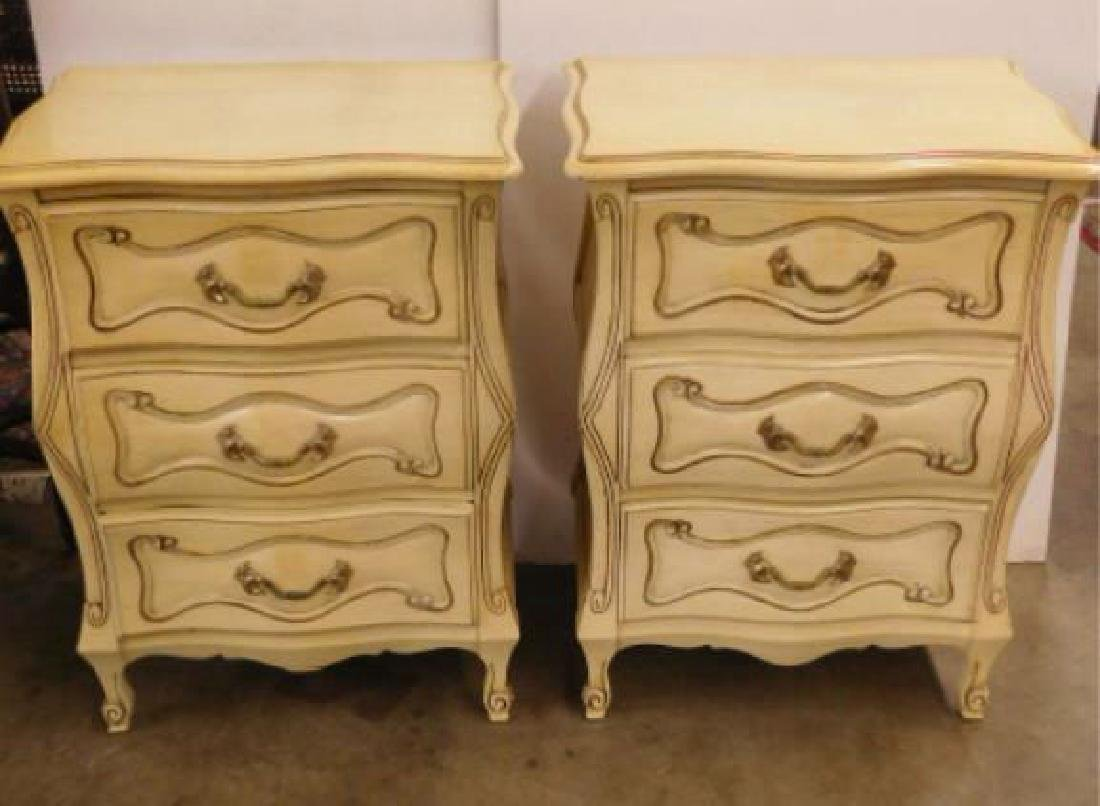 Pr Baker Provincial Night Stands