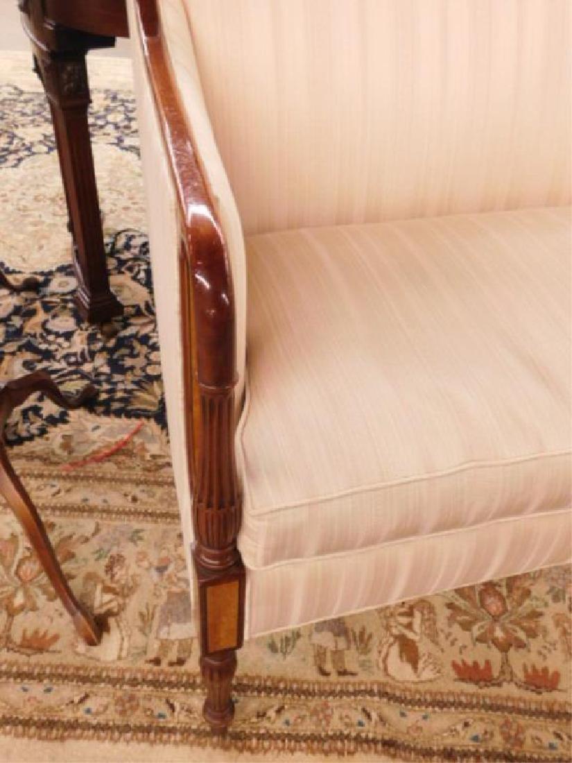 Sheraton Style Love Seat - 3