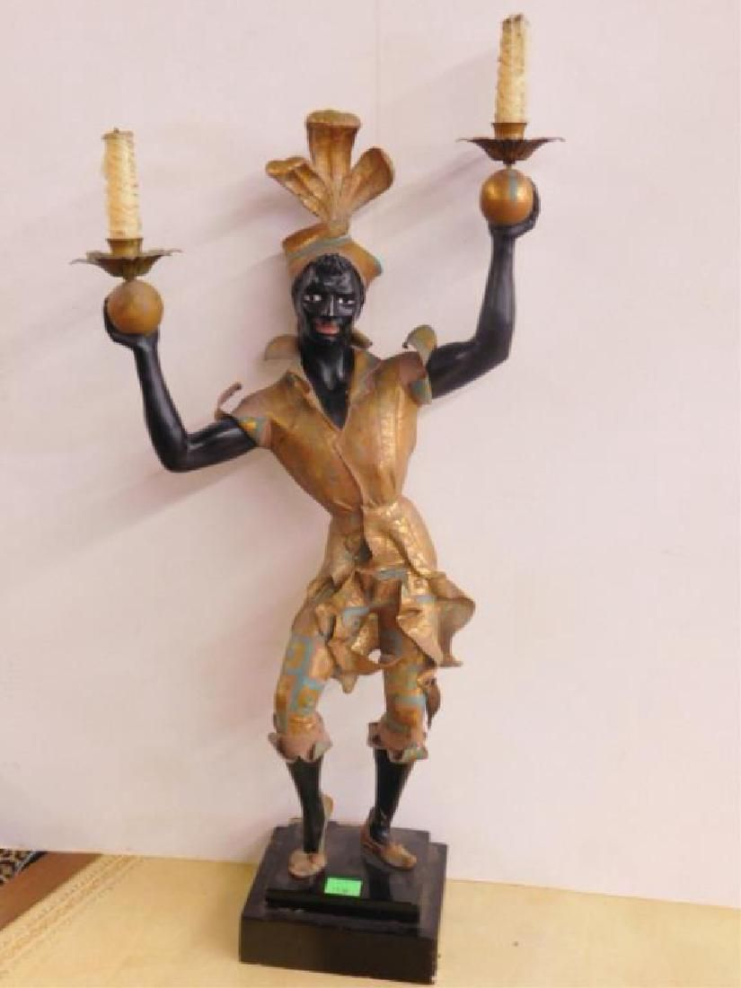 Blackamor Figure