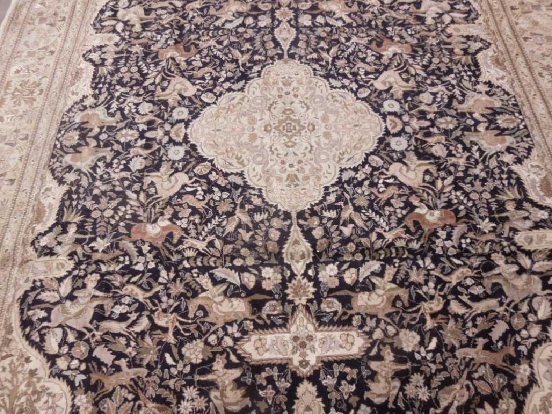 Persian Figural Carpet