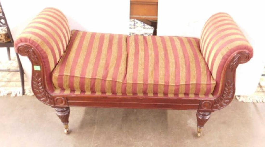 Empire Style Fireside Bench