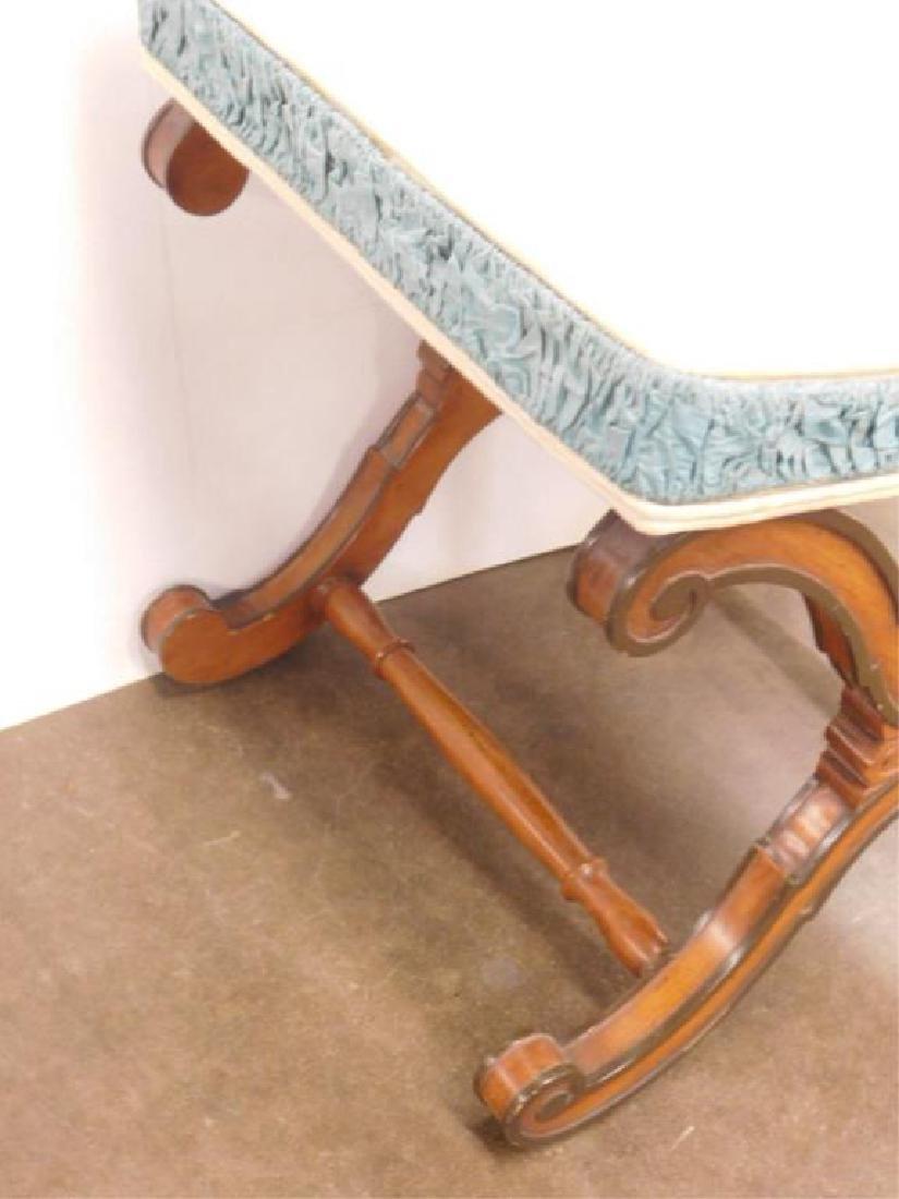 Regency Style Vanity Bench - 3