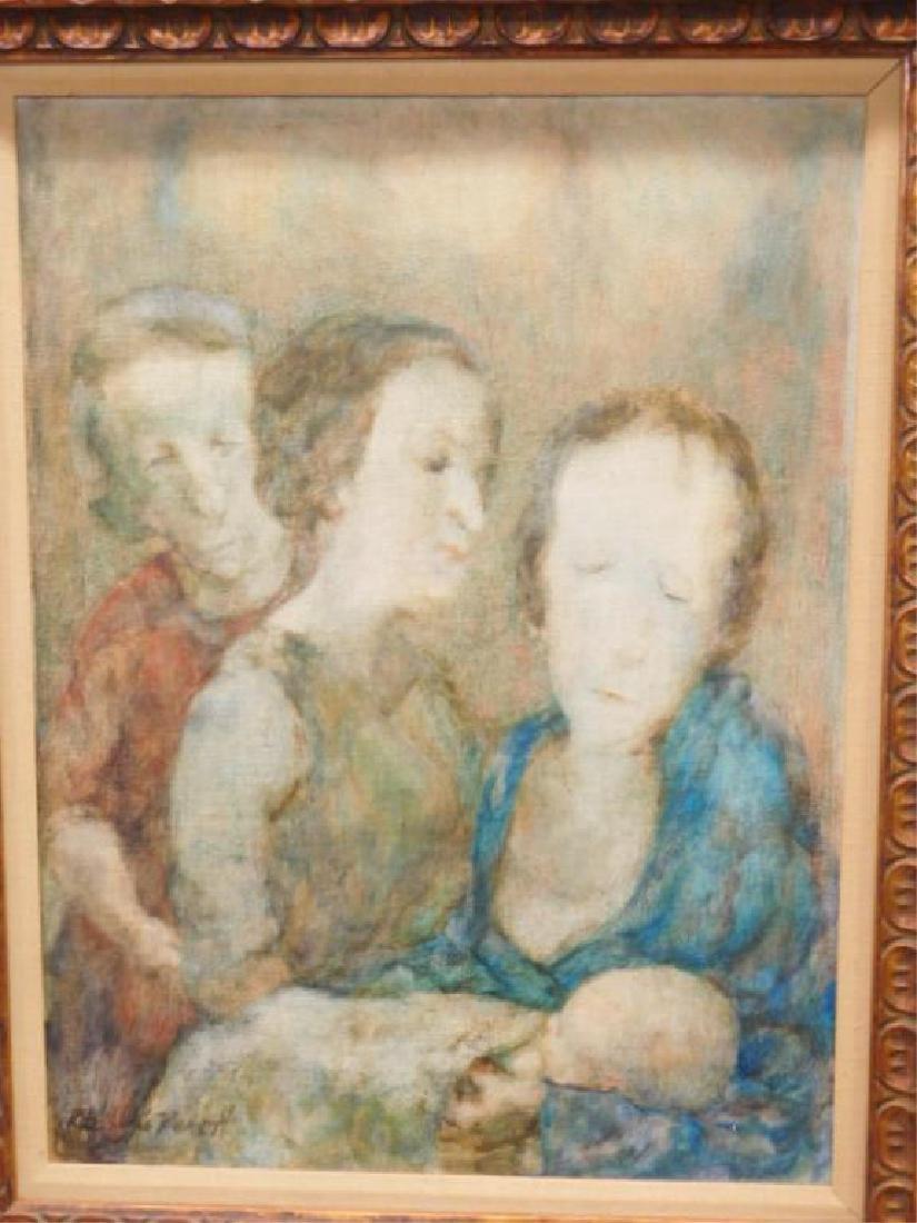 "Rita W. Barnett, o/c, ""The Aunts"" - 2"