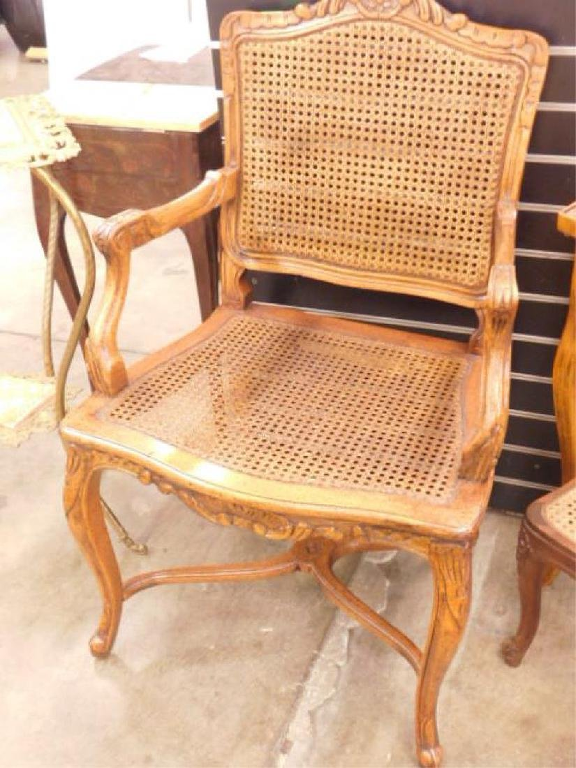 4 Pc French Provincial Furniture - 2