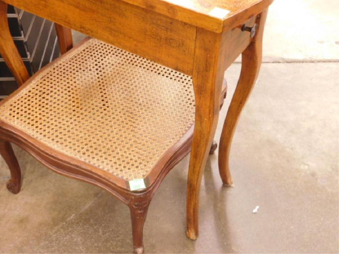 4 Pc French Provincial Furniture - 3