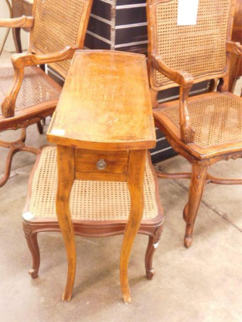 4 Pc French Provincial Furniture - 4