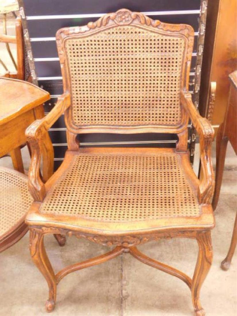 4 Pc French Provincial Furniture - 5