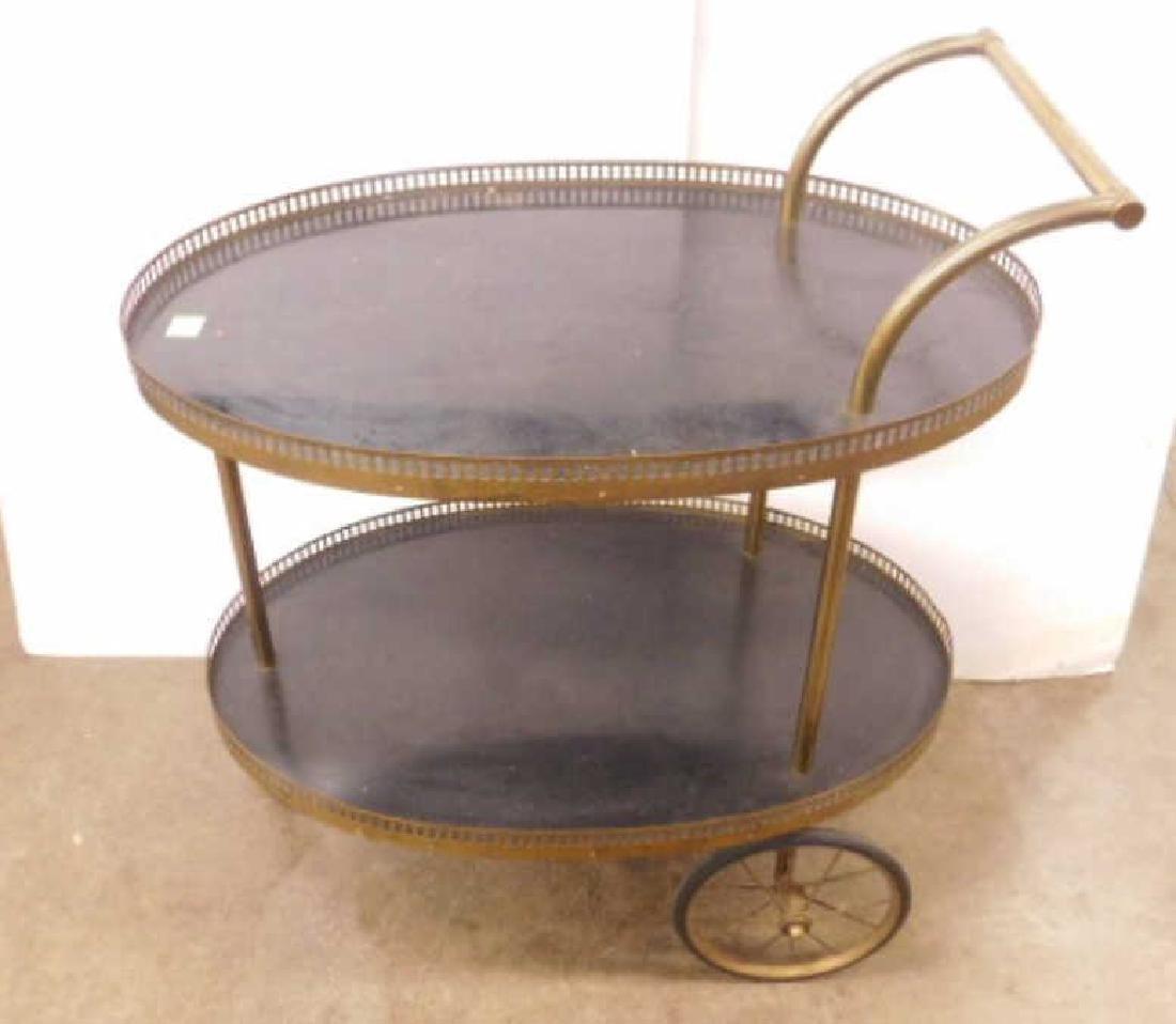 Directoire Style Tea Cart