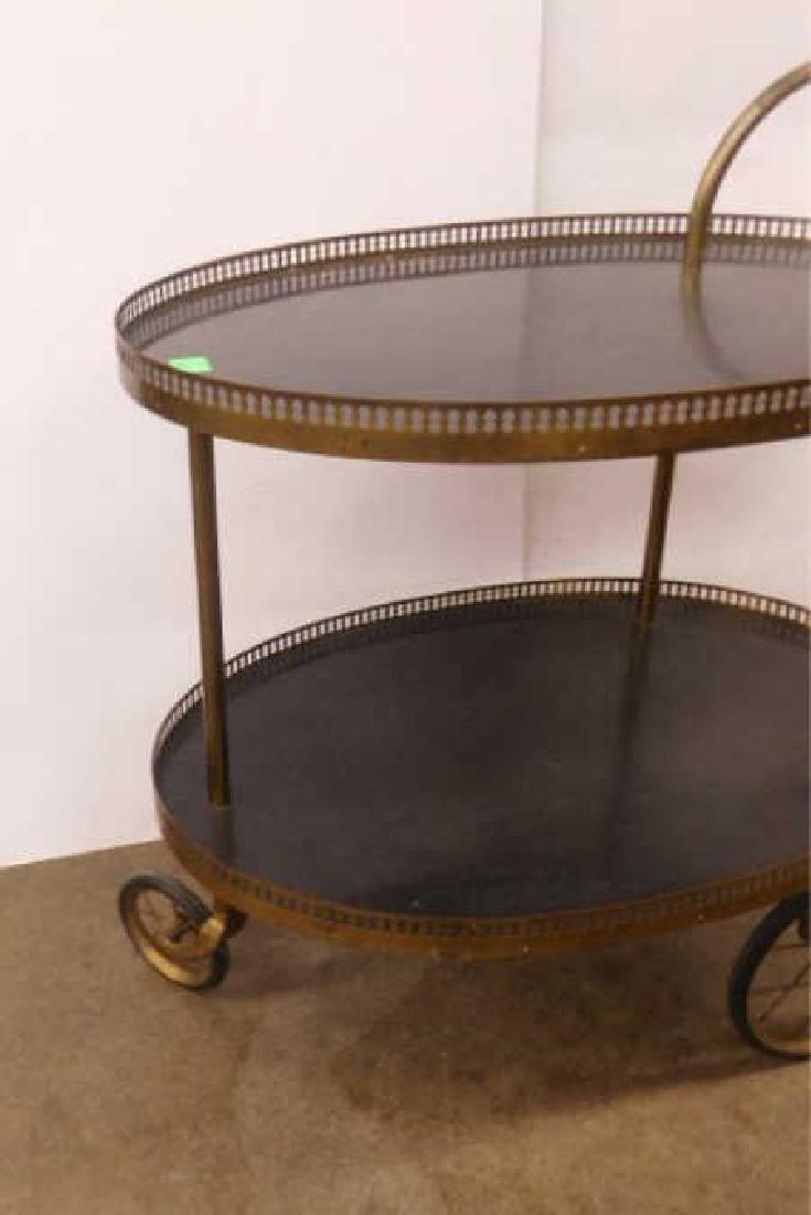 Directoire Style Tea Cart - 2