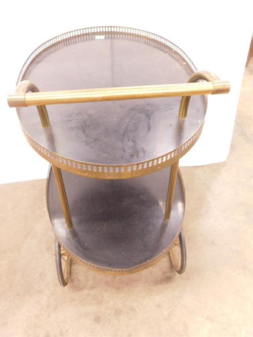 Directoire Style Tea Cart - 4