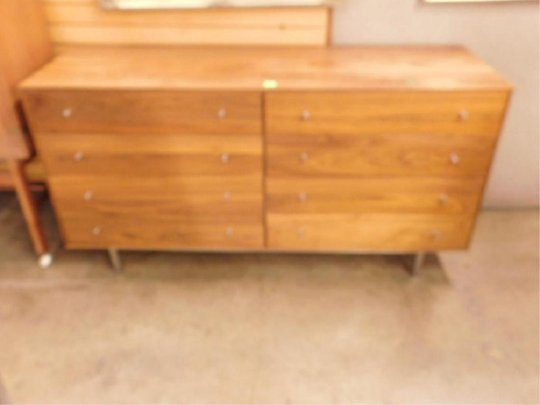 Modern Scandinavian Style Double Dresser