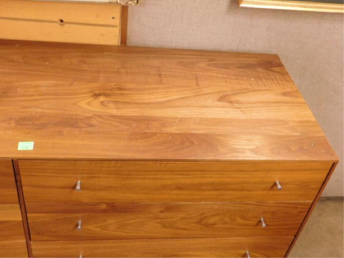 Modern Scandinavian Style Double Dresser - 6