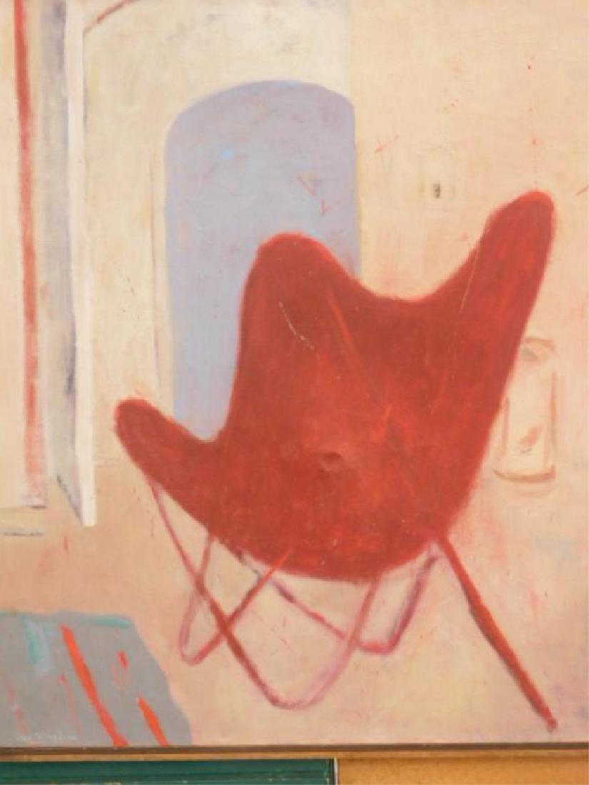 Toshiharv Kitagawa Signed Oil Painting - 6
