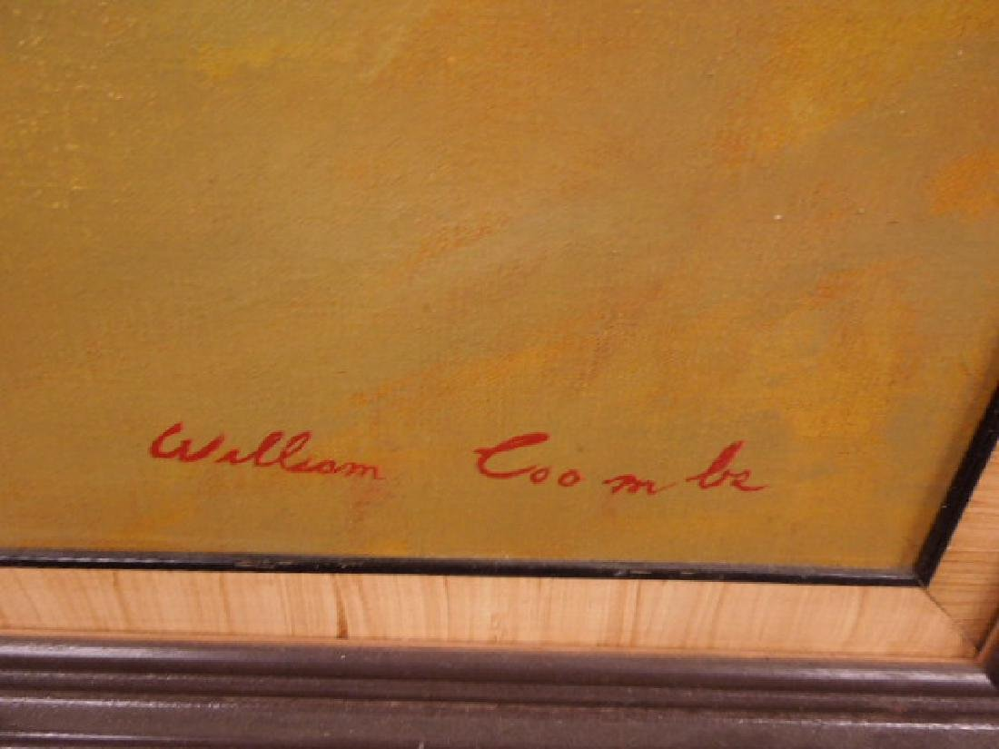 William Coombe Oil Painting - 4