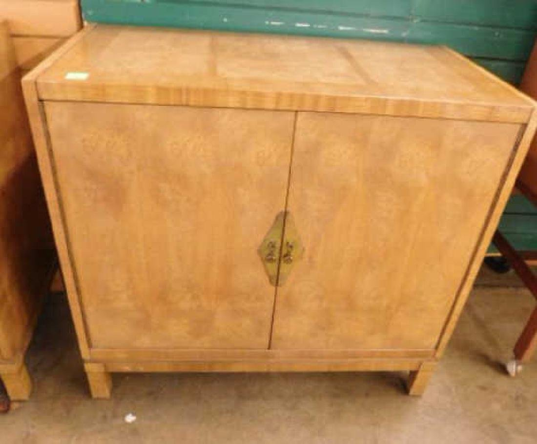 Pr Directoire Style Console Cabinets - 2