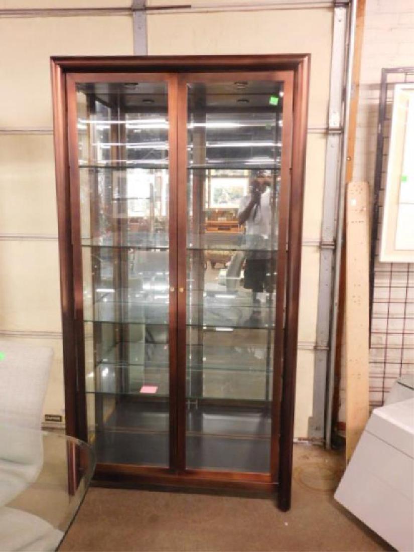 Pr Contemporary Display Cabinets