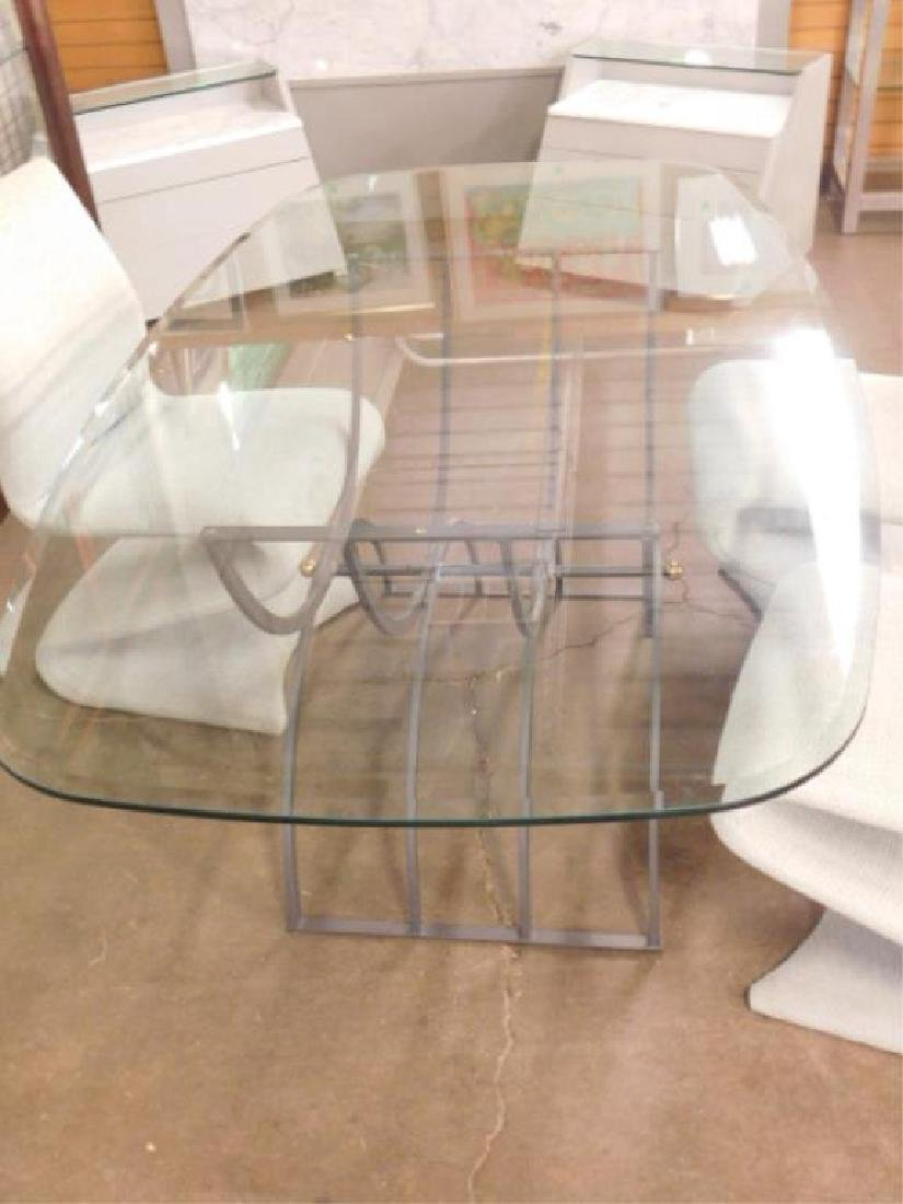 Modern Style Dining Room Table