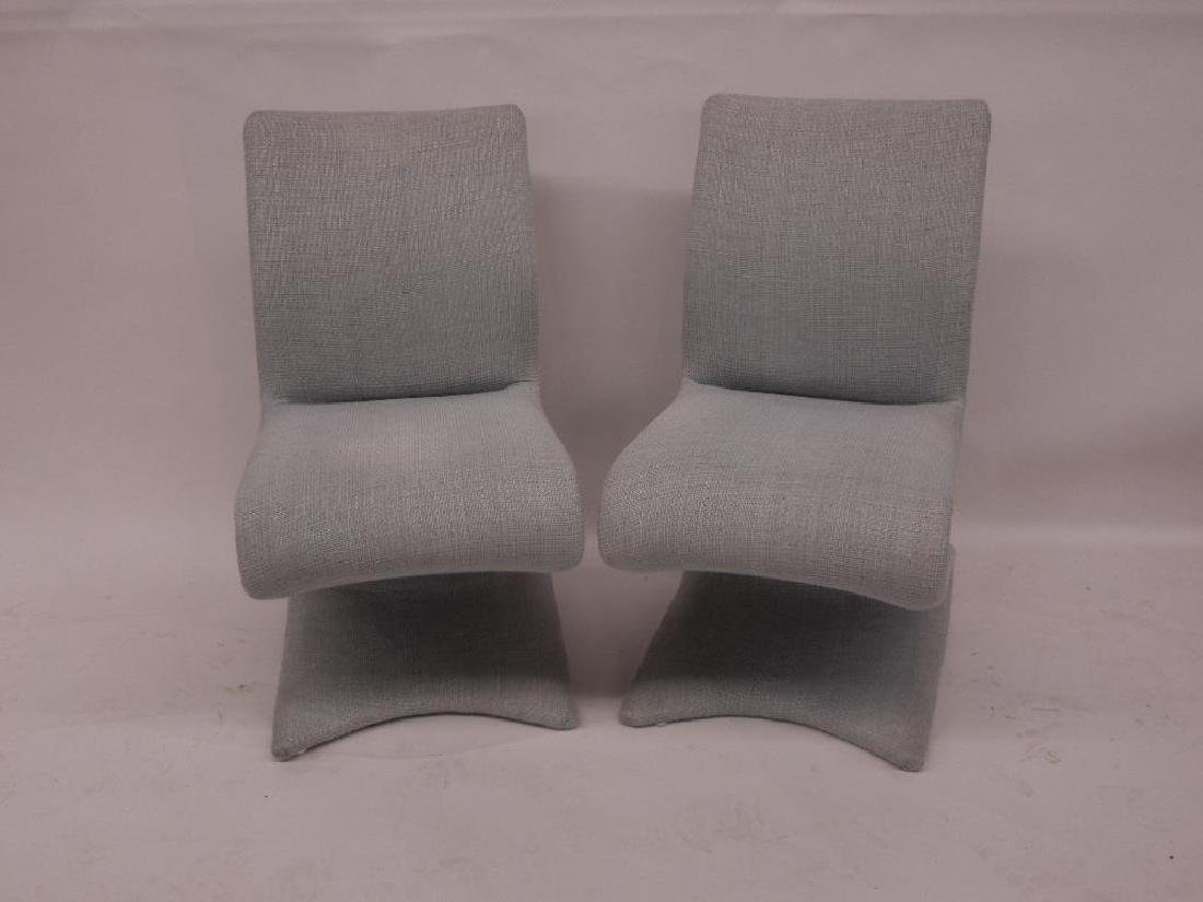 Set of 6 Modern Style Spring Chairs