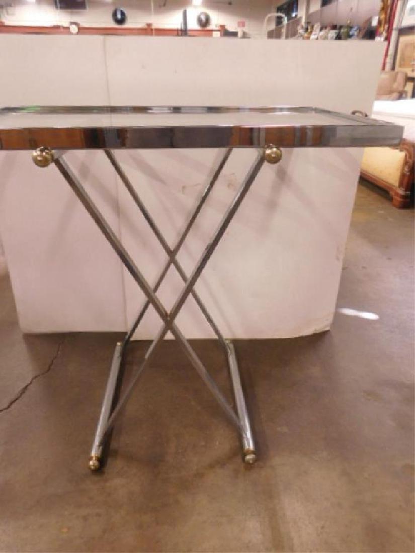 Modern Era Tray Table - 3