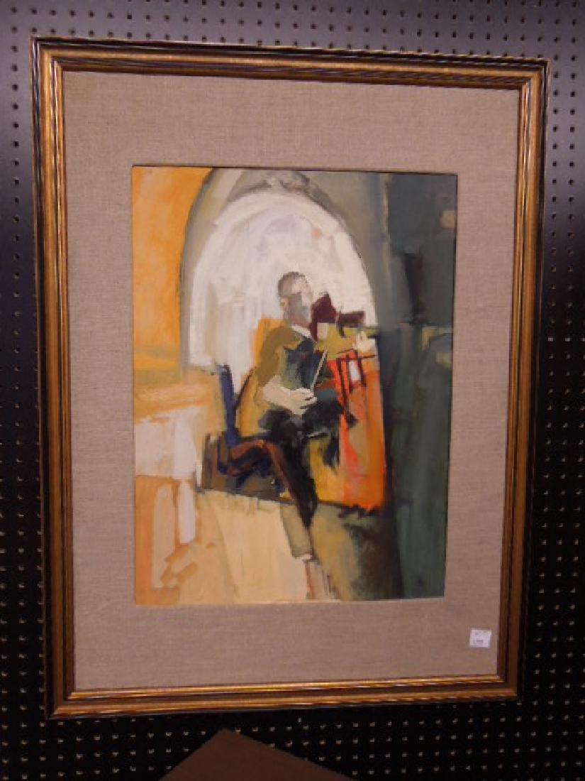 Paul Ripley Jenkins Oil Painting