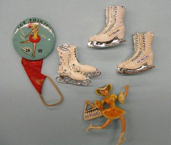 5018: Ice Follies pins