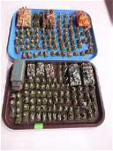 WW II German Army Metal Miniatures
