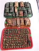 WW II Army Metal Miniatures
