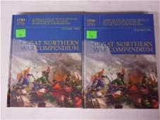 2 Vols Great Northern War Compendium