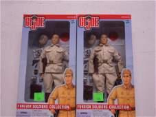 2 GI Joe Action Figures