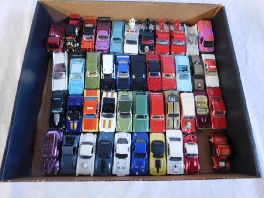 Assorted Johnny Lightning Cars & Vehicles