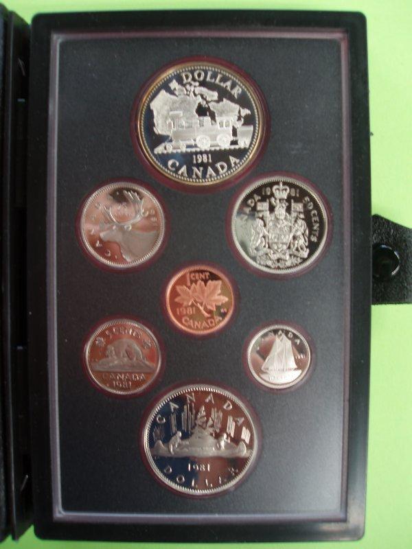 2004: 3 Canadian proof sets