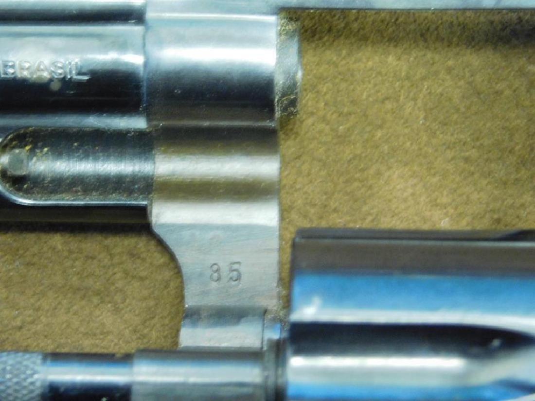 Taurus, Model 85, 38 Cal Revolver - 6