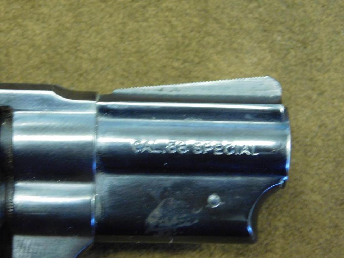 Taurus, Model 85, 38 Cal Revolver - 7