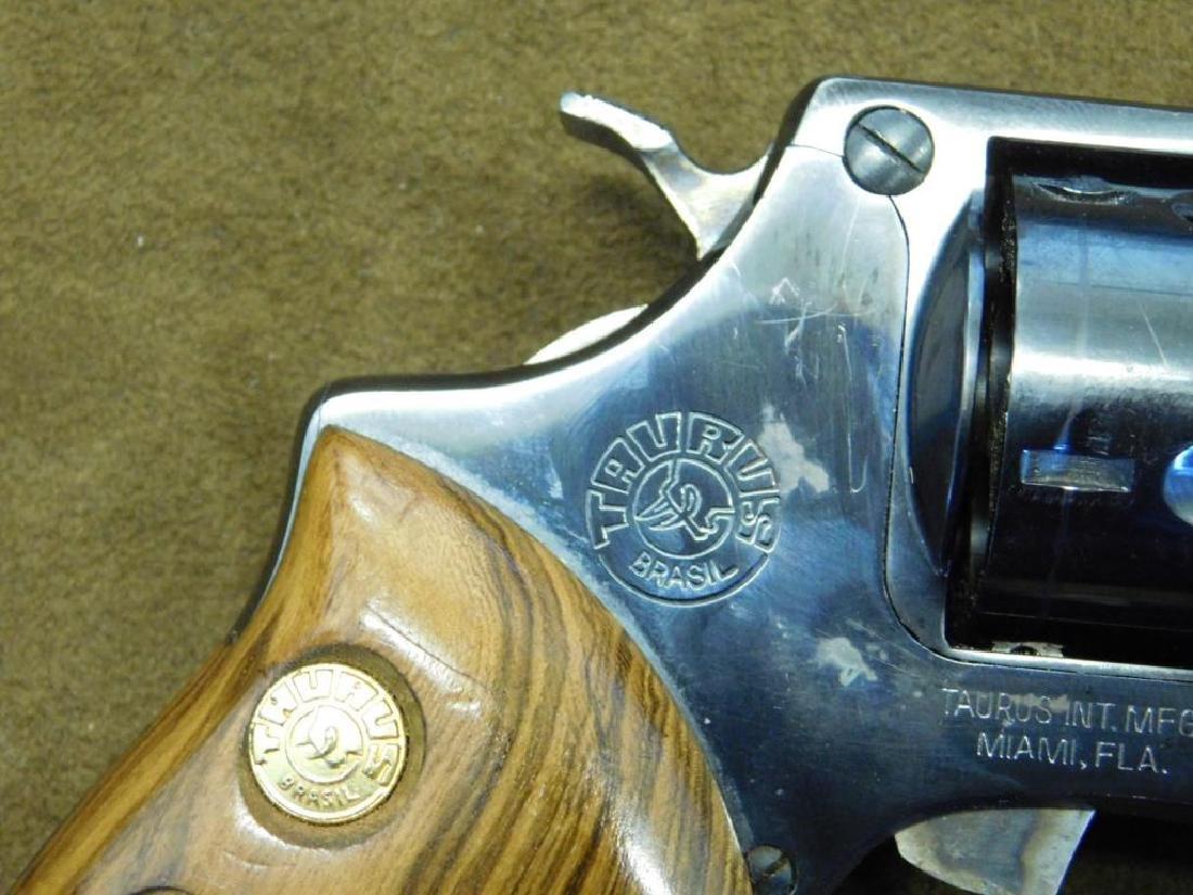 Taurus, Model 85, 38 Cal Revolver - 8