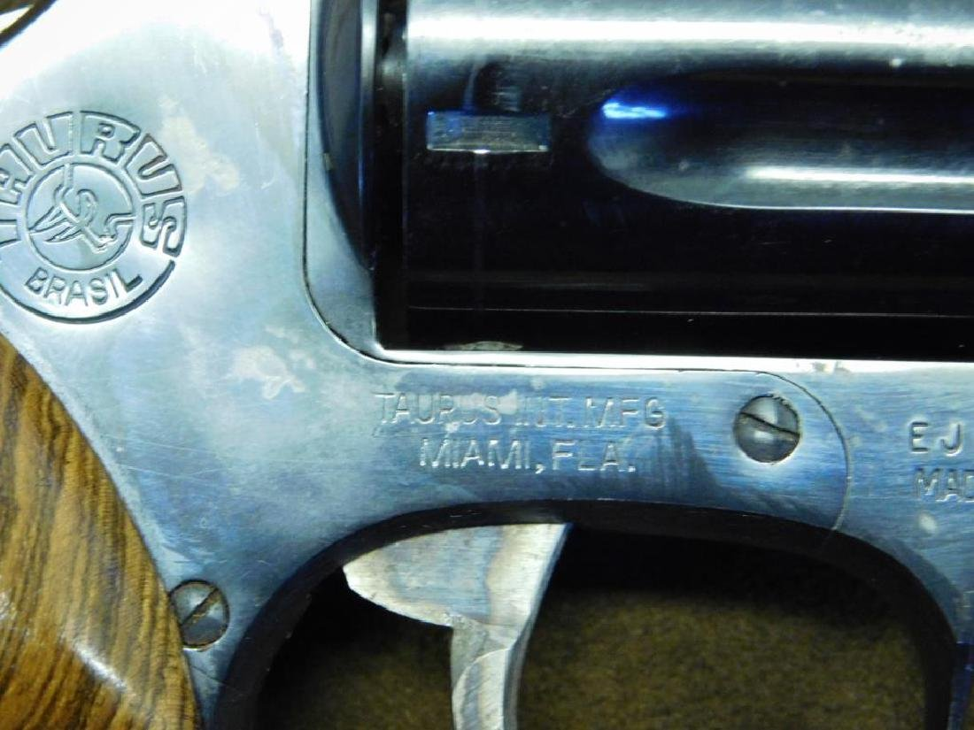 Taurus, Model 85, 38 Cal Revolver - 9