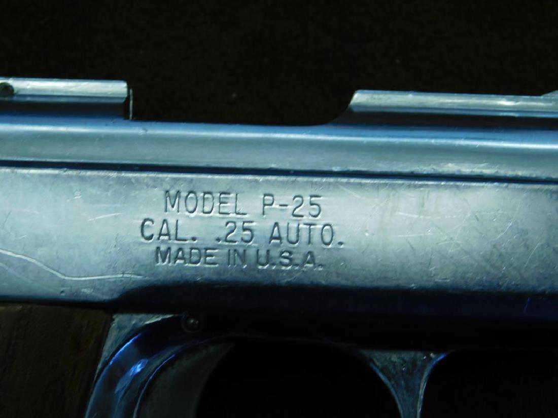 Raven Arms Model P-25 - 4