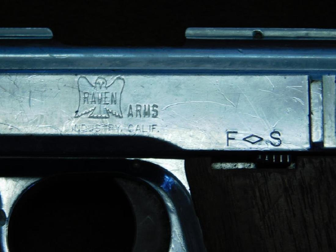 Raven Arms Model P-25 - 6