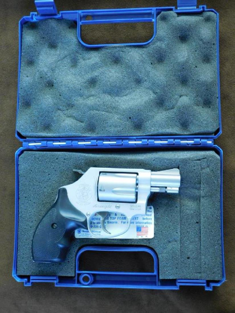 Smith & Wesson .38 SPL + P Revolver